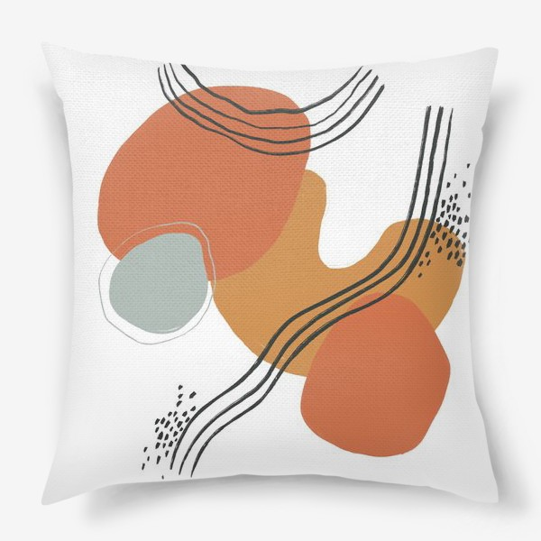 Подушка «Абстракция 5»