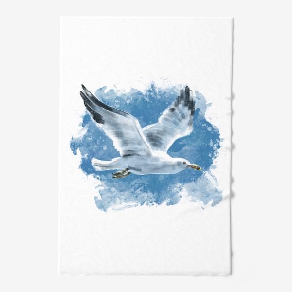 Полотенце «Чайка в полете»