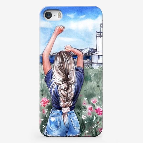 Чехол iPhone «В унисон с природой»