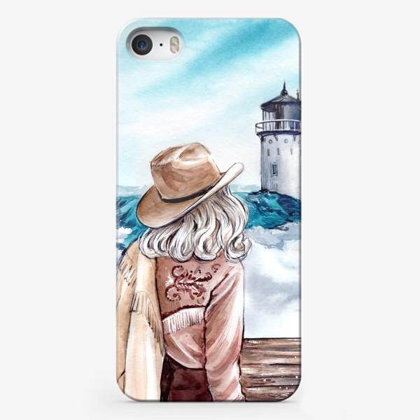 Чехол iPhone «между небом и землей»