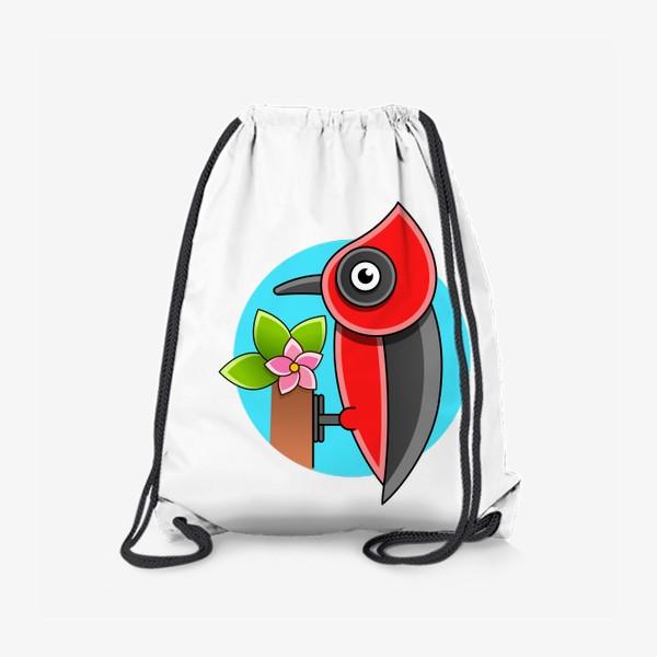 Рюкзак «Дятел»