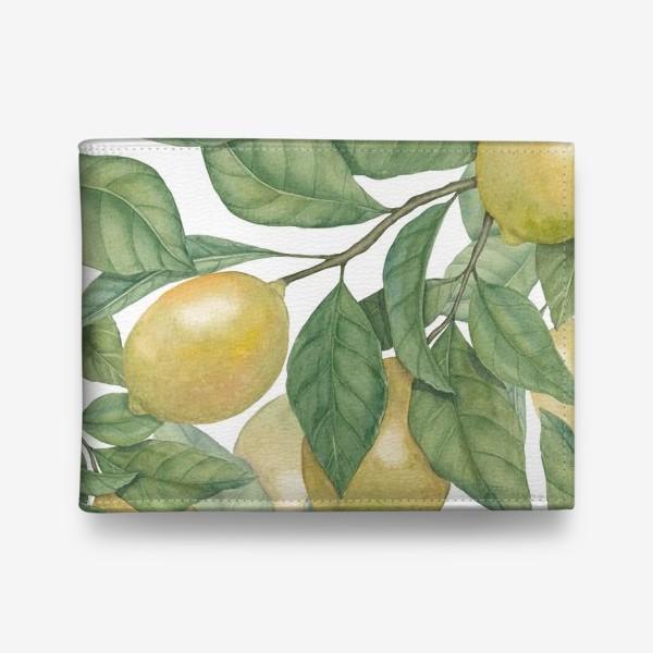 Кошелек «Лимоны»