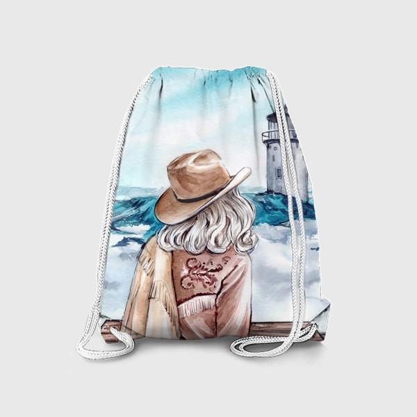 Рюкзак «между небом и землей»