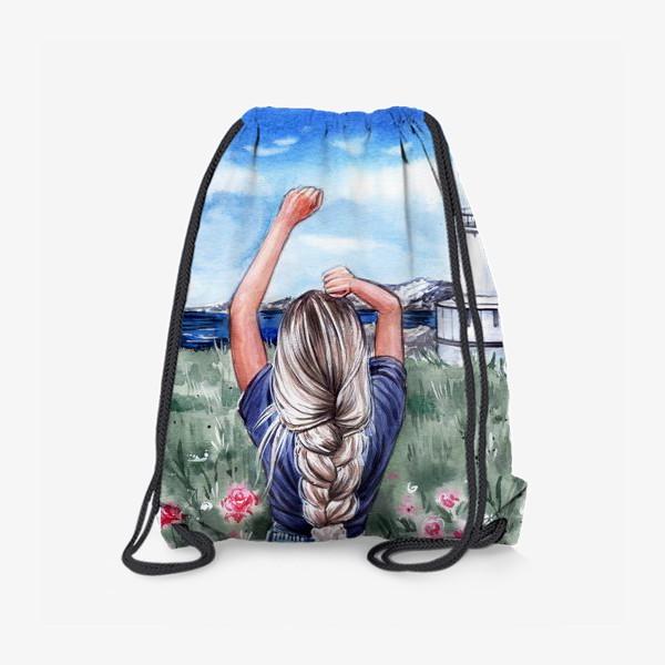 Рюкзак «В унисон с природой»