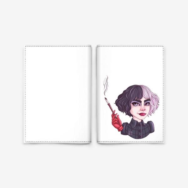Обложка для паспорта «Круэлла»