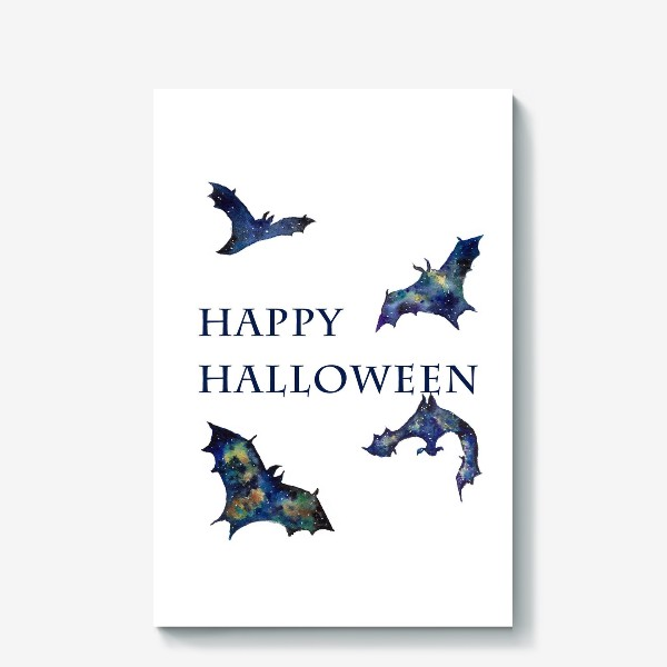 Холст «Happy Halloween»