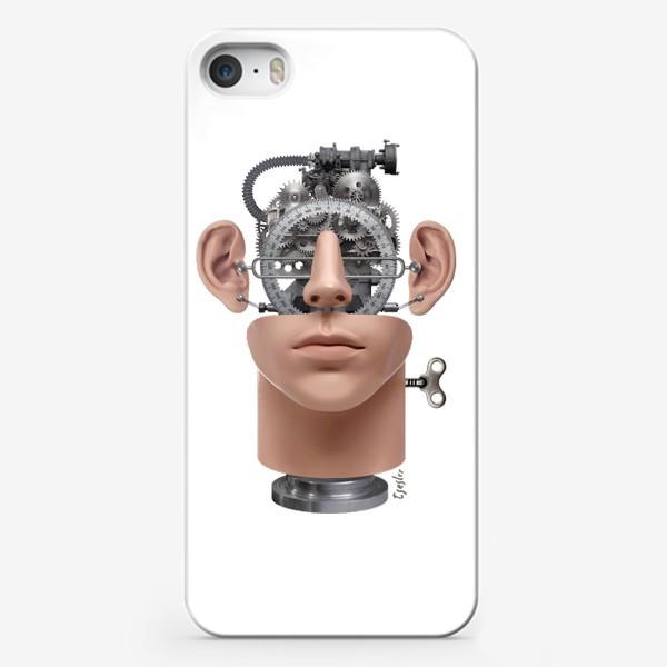 Чехол iPhone «Отоларинголог (by Tsesler)»