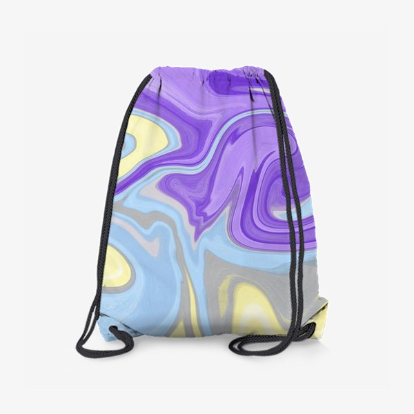 Рюкзак «Мраморный узор»