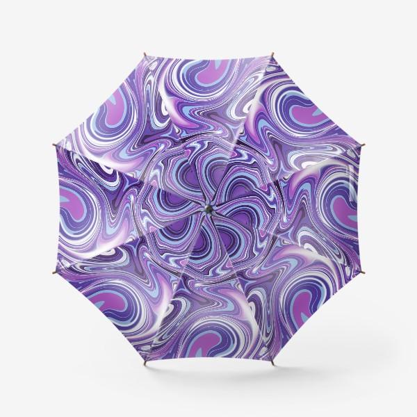 Зонт «Мраморный узор»