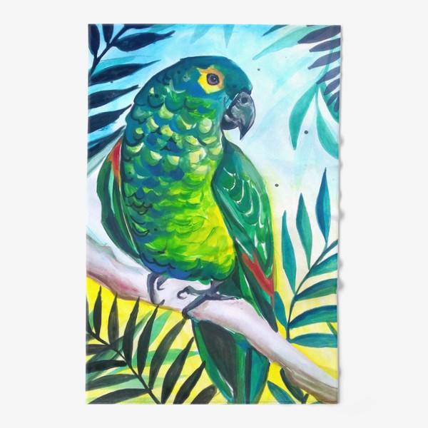 Полотенце «В тропиках»