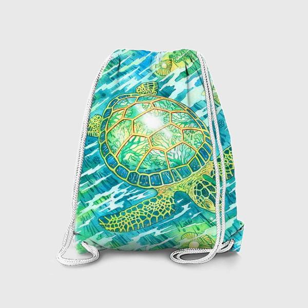 Рюкзак «Черепашка»