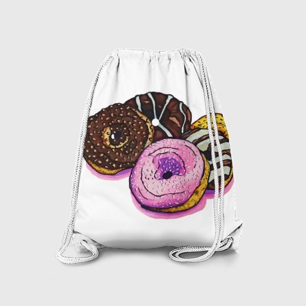 Рюкзак «Сладкие покупки»