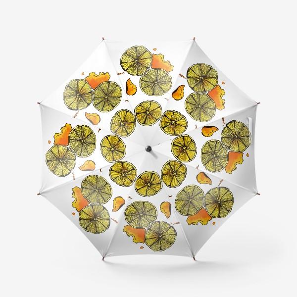 Зонт «Сочный цитрус»