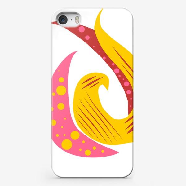 Чехол iPhone «Восьминог»