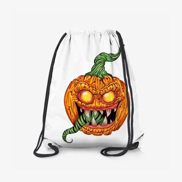Рюкзак «Злая тыква»