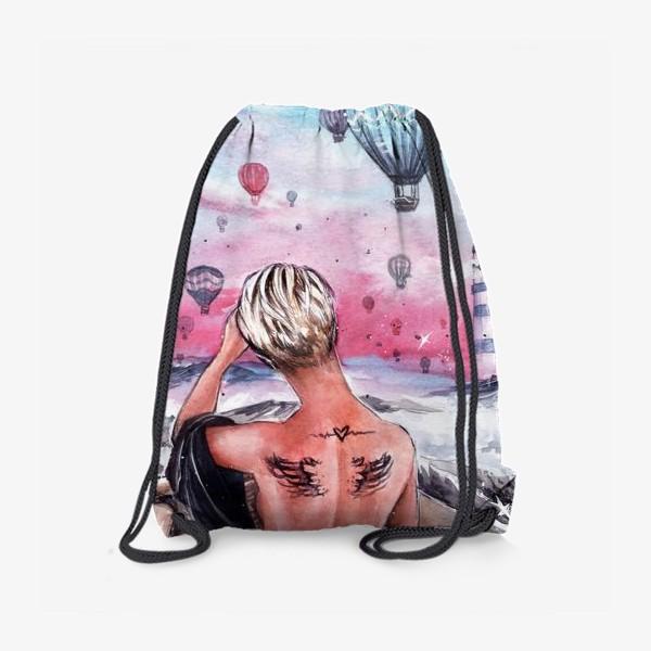 Рюкзак « почувствуй крылья за спиной»