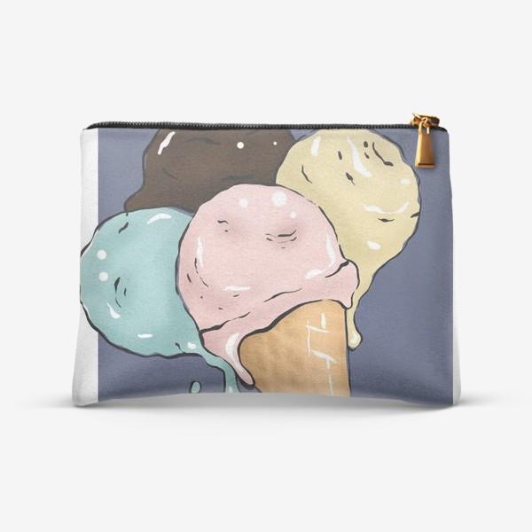 Косметичка «Мороженое ассорти»