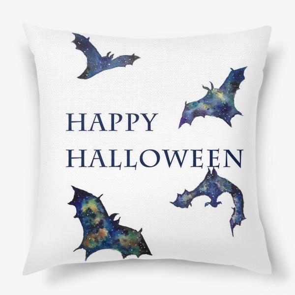 Подушка «Happy Halloween»