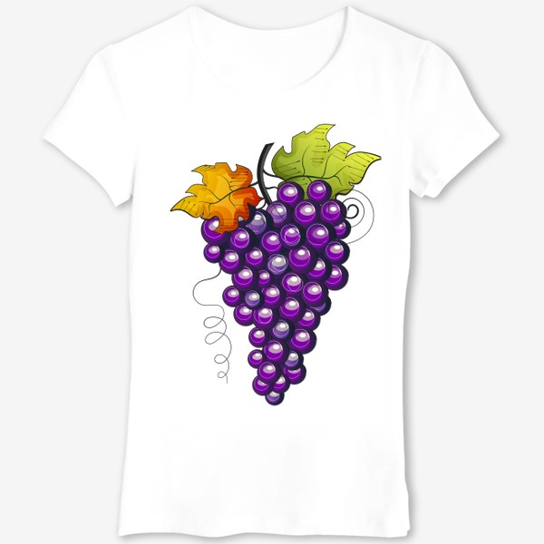 Футболка «Виноград»
