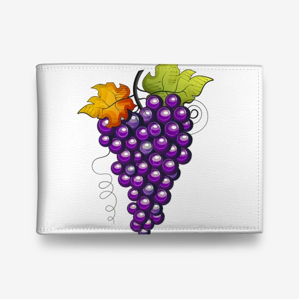 Кошелек «Виноград»