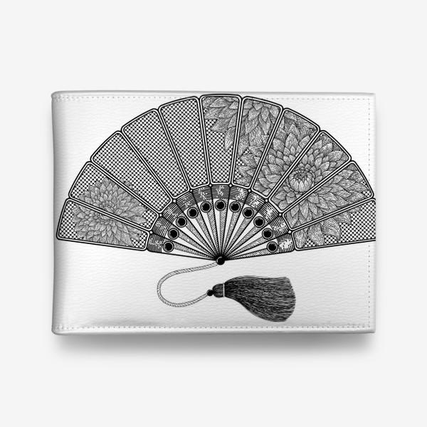 Кошелек «Японский веер»