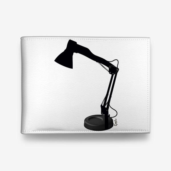 Кошелек «Лампа Рубильник (by Tsesler)»