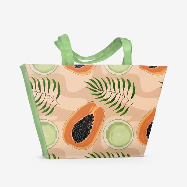 Пляжная сумка «Мексика»