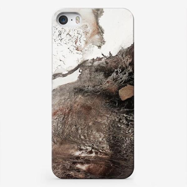 Чехол iPhone «Лава»