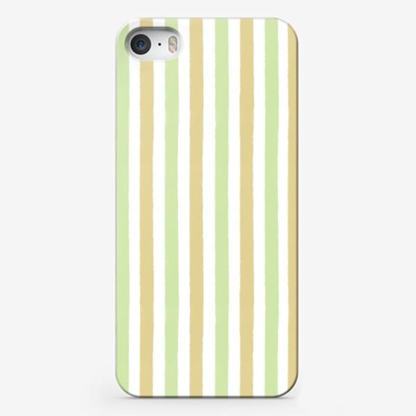 Чехол iPhone «Полоска»