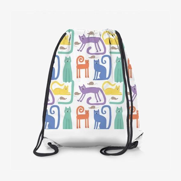 Рюкзак «Кошки»