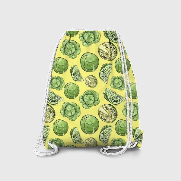 Рюкзак «Капуста. Для кухни»