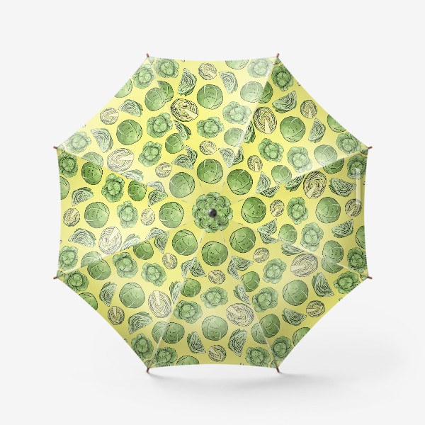 Зонт «Капуста. Для кухни»