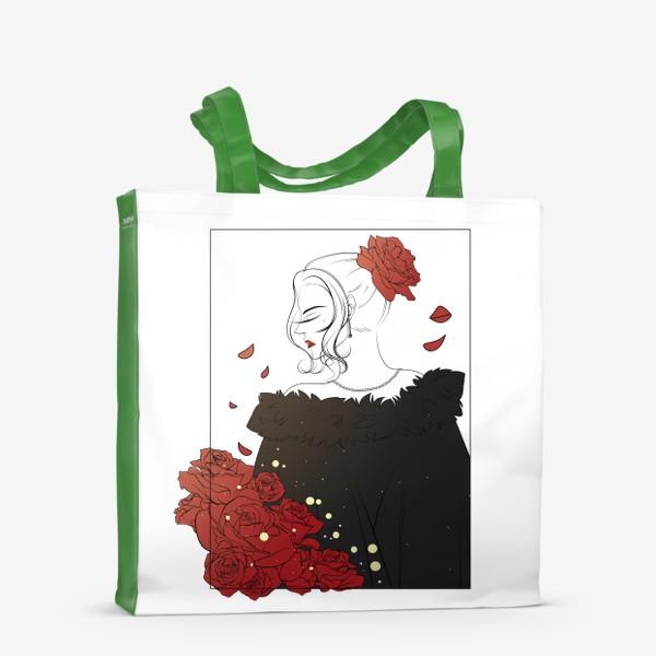 Сумка-шоппер «Благородная леди»