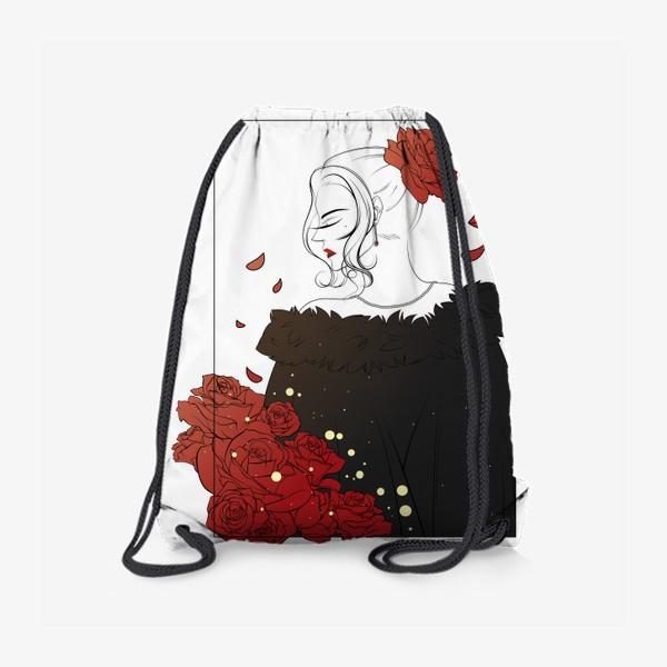 Рюкзак «Благородная леди»