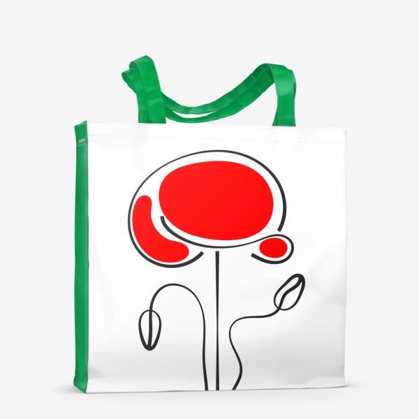 Сумка-шоппер «Векторная иллюстрация»