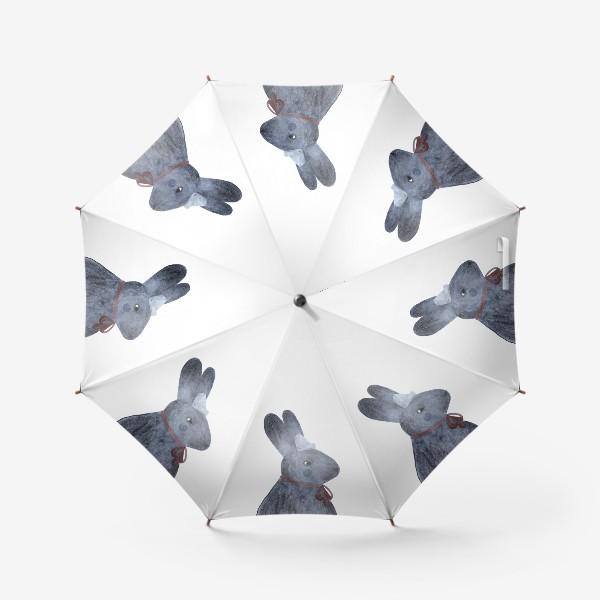 Зонт «Портрет зайца»