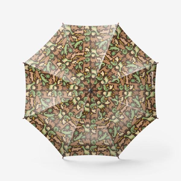 Зонт «Где-то в Африке»