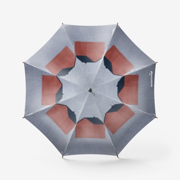 Зонт «Дом с вербой»