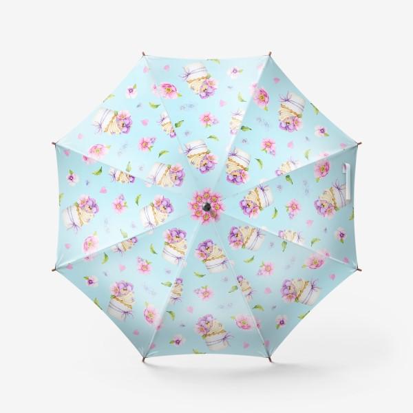 Зонт «Капкейки»