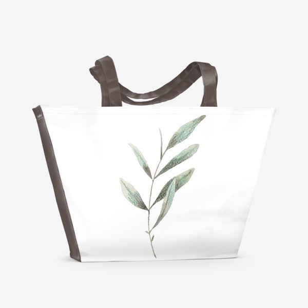 Пляжная сумка «Оливковая ветка»