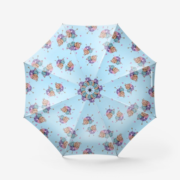 Зонт «Пряжа Игрушки »