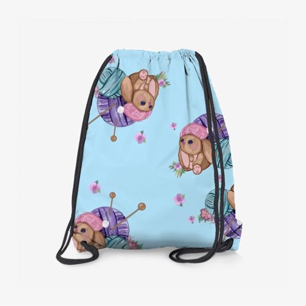 Рюкзак «Пряжа Игрушки »