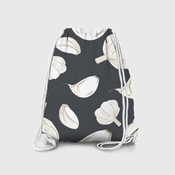 Рюкзак «Чеснок. Паттерн»