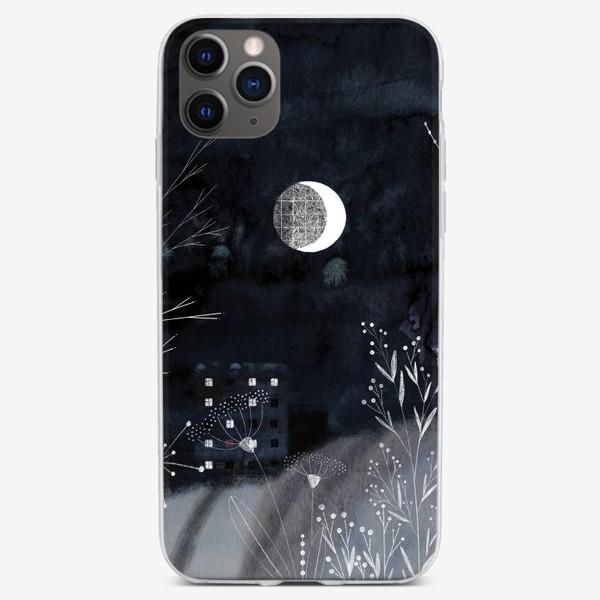 Чехол iPhone «Ночной пейзаж»