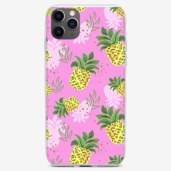 Чехол iPhone «Баблгам»