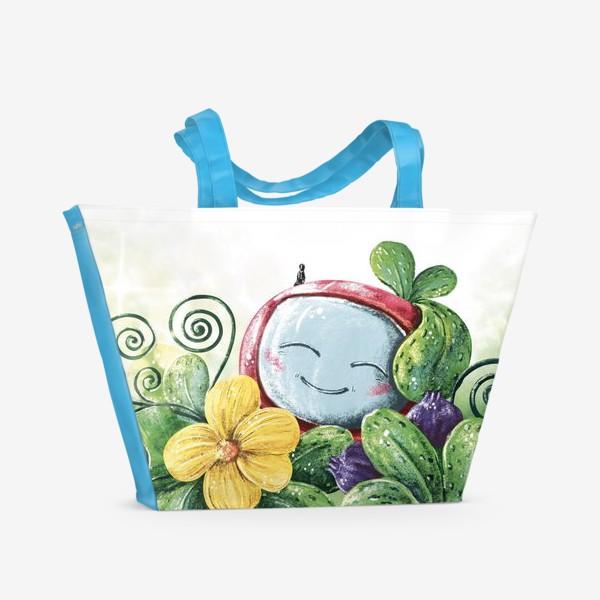 Пляжная сумка «Нежность »