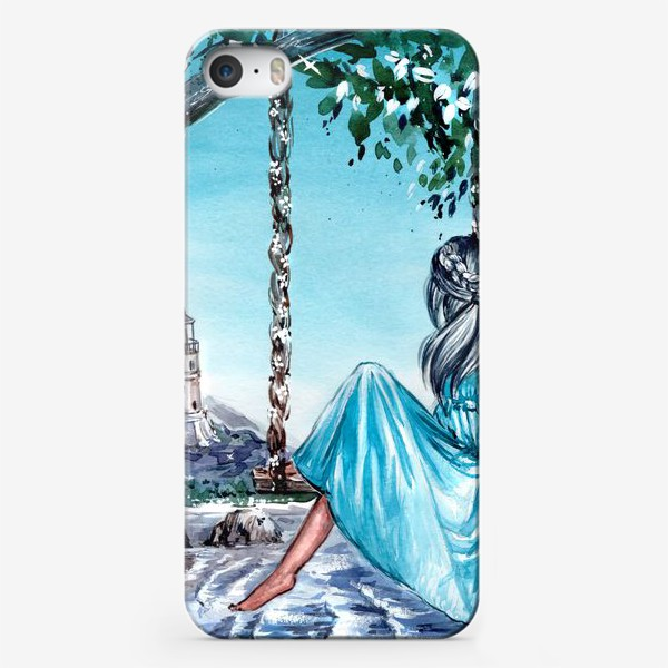Чехол iPhone «беззаботное время»