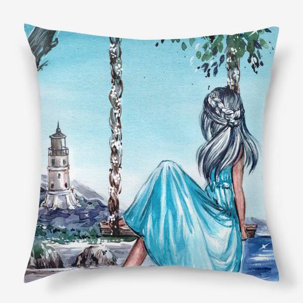 Подушка «беззаботное время»