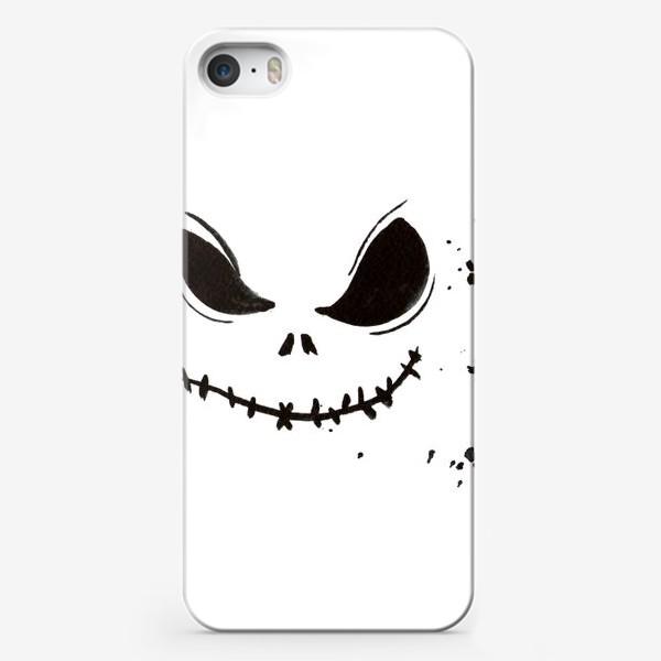 Чехол iPhone «Boo»
