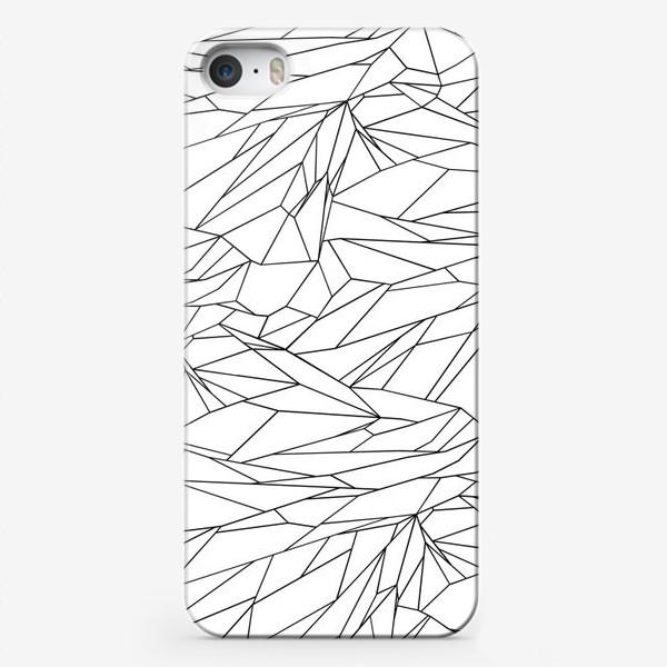 Чехол iPhone «Broken Ice»